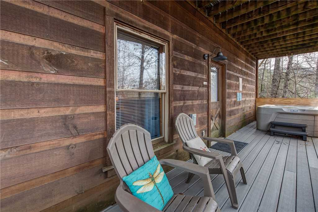 Photo of a Gatlinburg Cabin named A Tennessee Treasure Ii - This is the twentieth photo in the set.