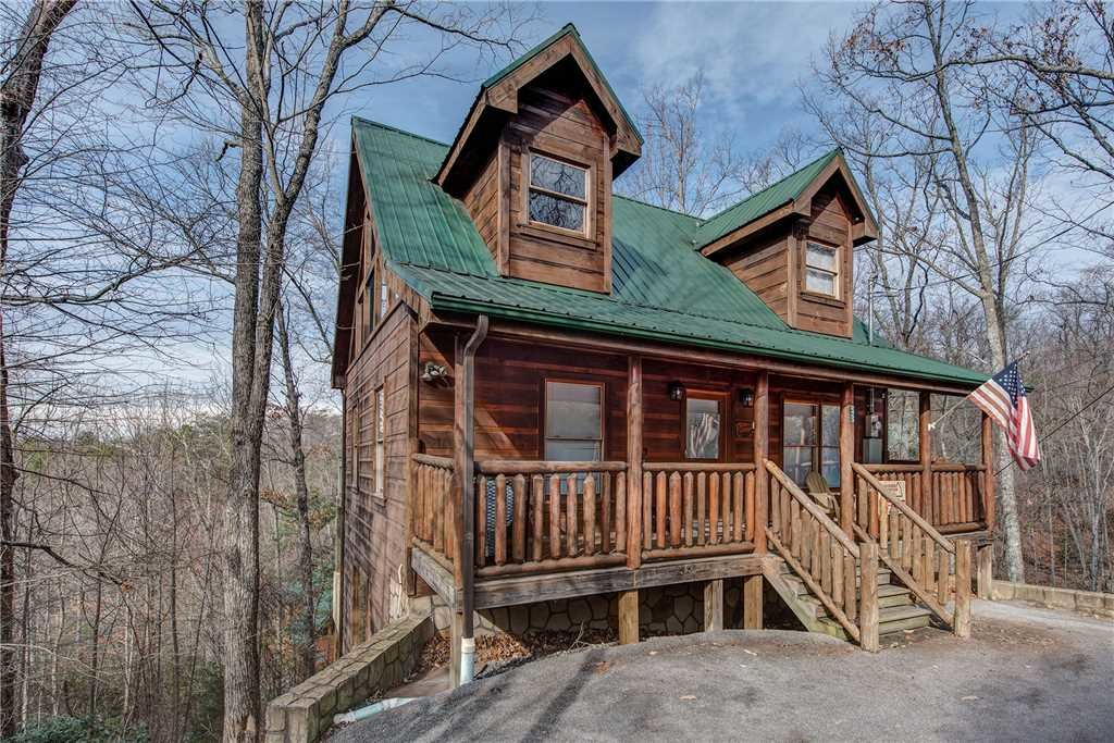 Photo of a Gatlinburg Cabin named A Tennessee Treasure Ii - This is the twenty-first photo in the set.