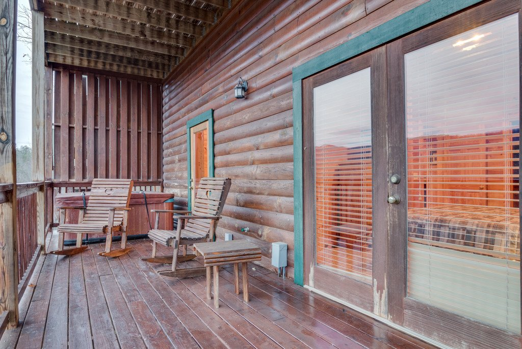 Photo of a Pigeon Forge Cabin named Lap Of Luxury - This is the forty-seventh photo in the set.