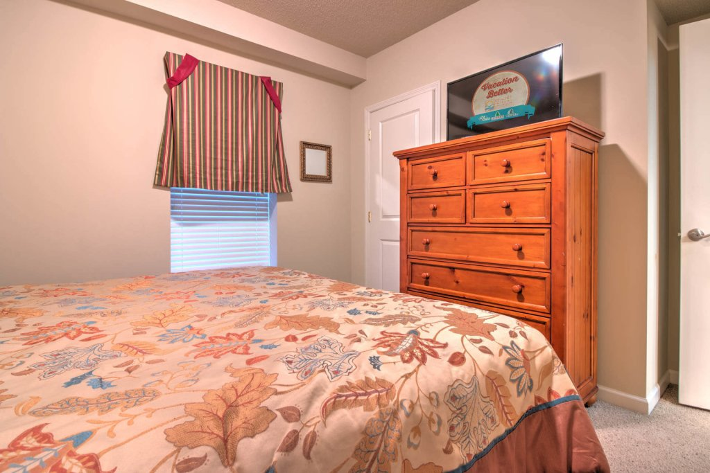 Photo of a Pigeon Forge Condo named Cedar Lodge 102 - This is the eighth photo in the set.
