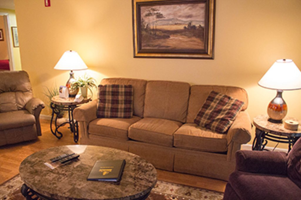 Photo of a Pigeon Forge Condo named Whispering Pines 242 - This is the second photo in the set.