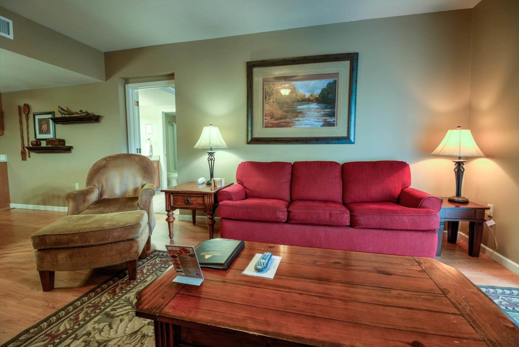 Photo of a Pigeon Forge Condo named Cedar Lodge 301 - This is the second photo in the set.