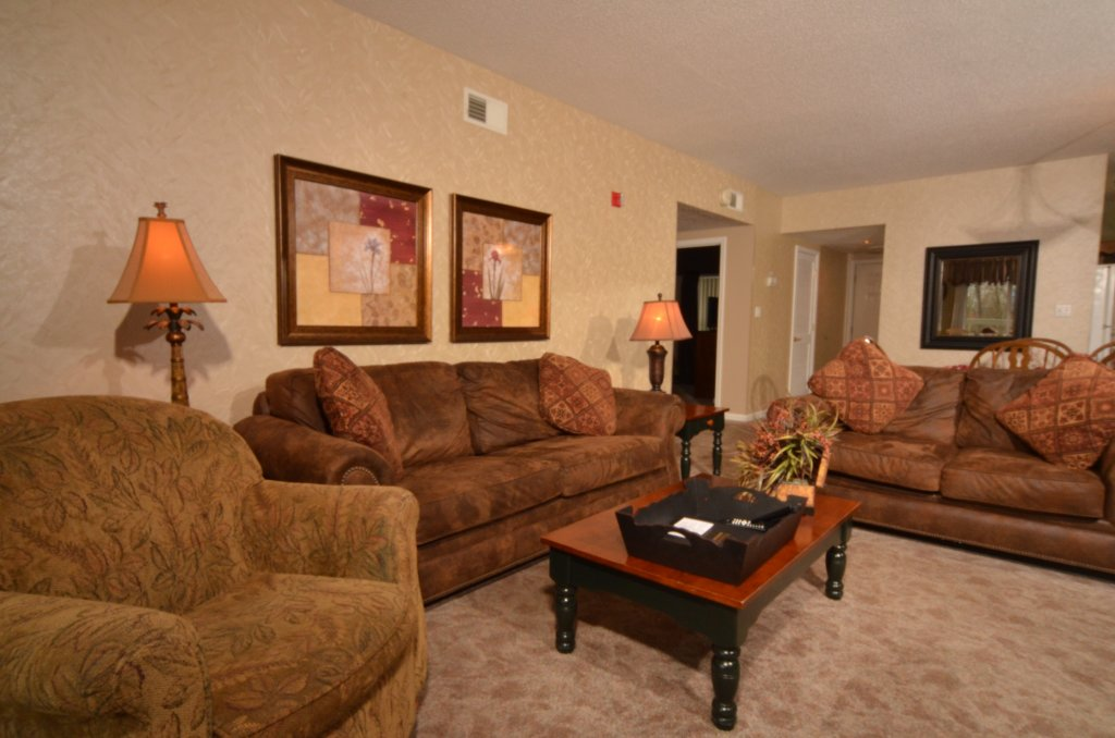 Photo of a Pigeon Forge Condo named Whispering Pines 314 - This is the third photo in the set.