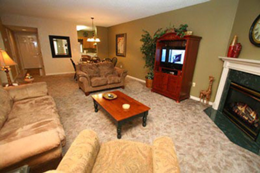 Photo of a Pigeon Forge Condo named Whispering Pines 314 - This is the fourth photo in the set.