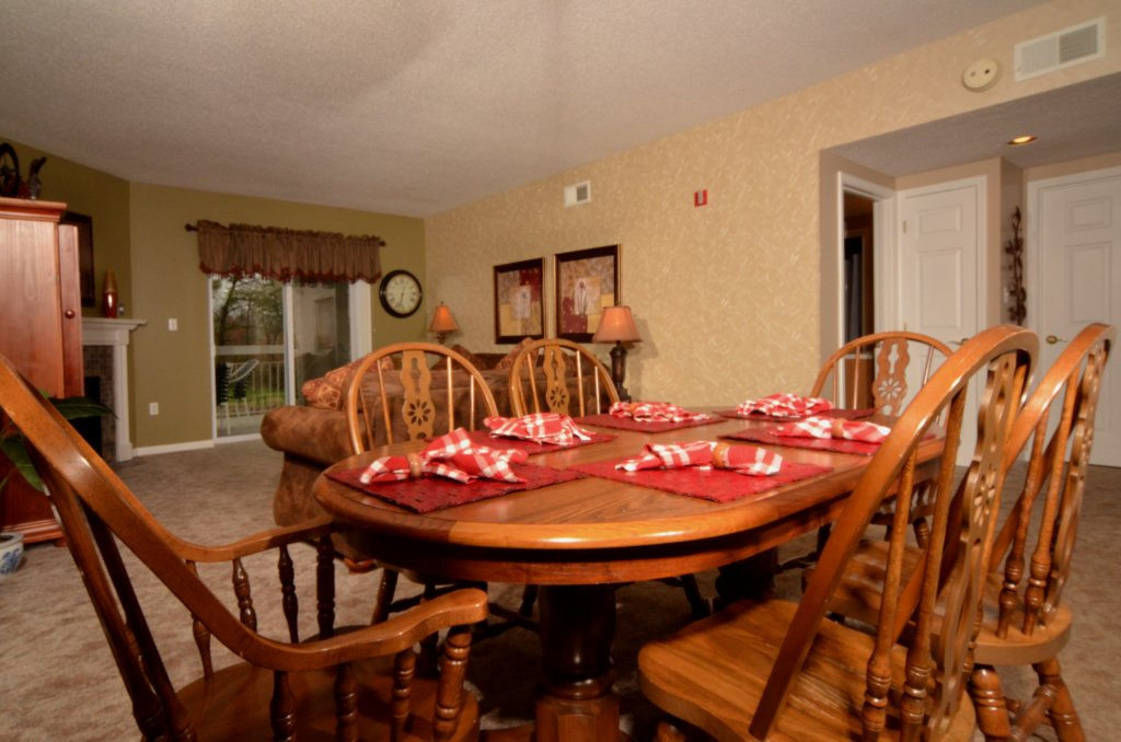 Photo of a Pigeon Forge Condo named Whispering Pines 314 - This is the fifth photo in the set.
