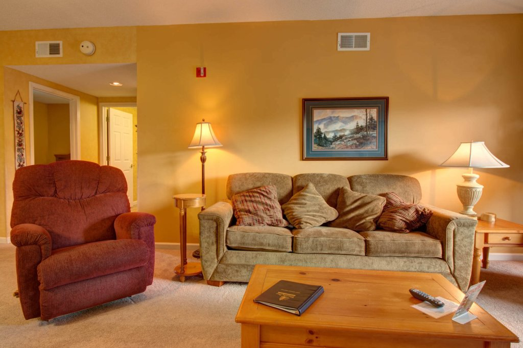 Photo of a Pigeon Forge Condo named Whispering Pines 333 - This is the fourth photo in the set.