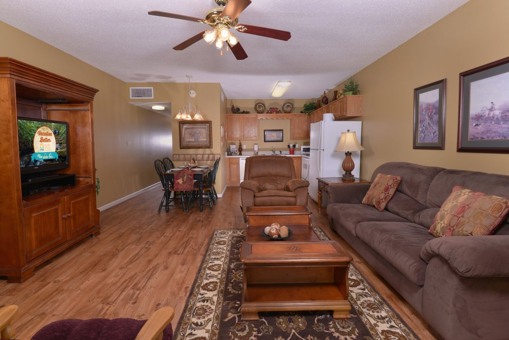 Photo of a Pigeon Forge Condo named Whispering Pines 331 - This is the third photo in the set.