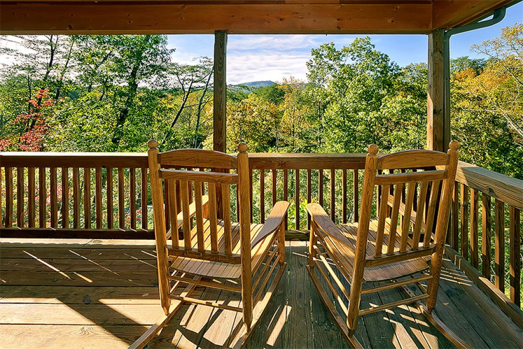 Photo of a Pigeon Forge Cabin named Private Paradise #2810 - This is the sixteenth photo in the set.