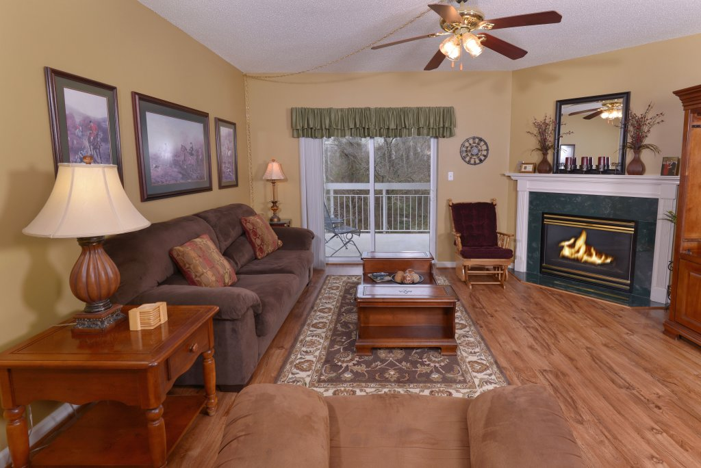 Photo of a Pigeon Forge Condo named Whispering Pines 331 - This is the fifth photo in the set.