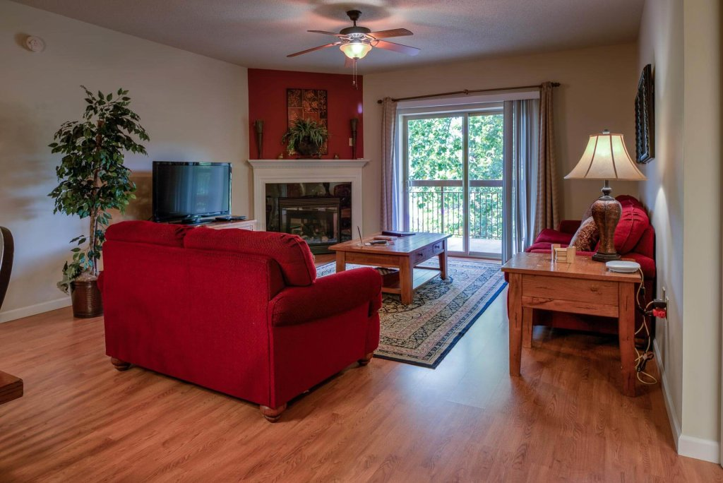 Photo of a Pigeon Forge Condo named Cedar Lodge 405 - This is the fourth photo in the set.