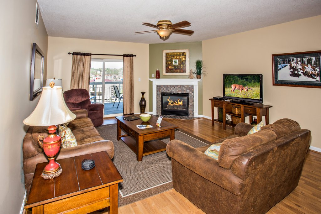 Photo of a Pigeon Forge Condo named Whispering Pines 222 - This is the first photo in the set.