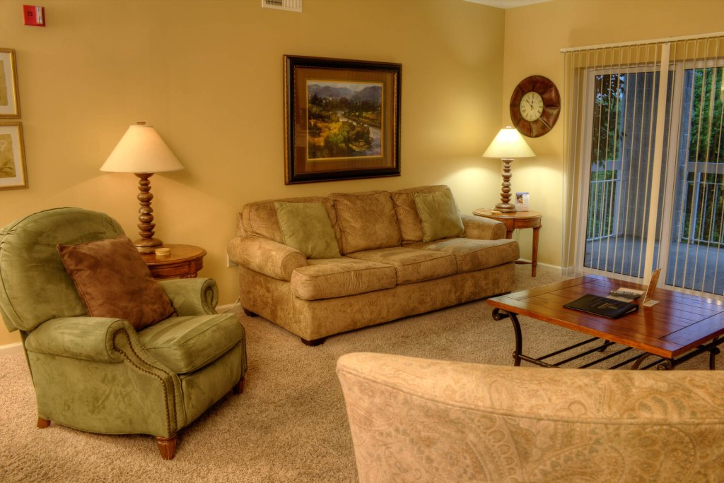 Photo of a Pigeon Forge Condo named Whispering Pines 343 - This is the fifth photo in the set.
