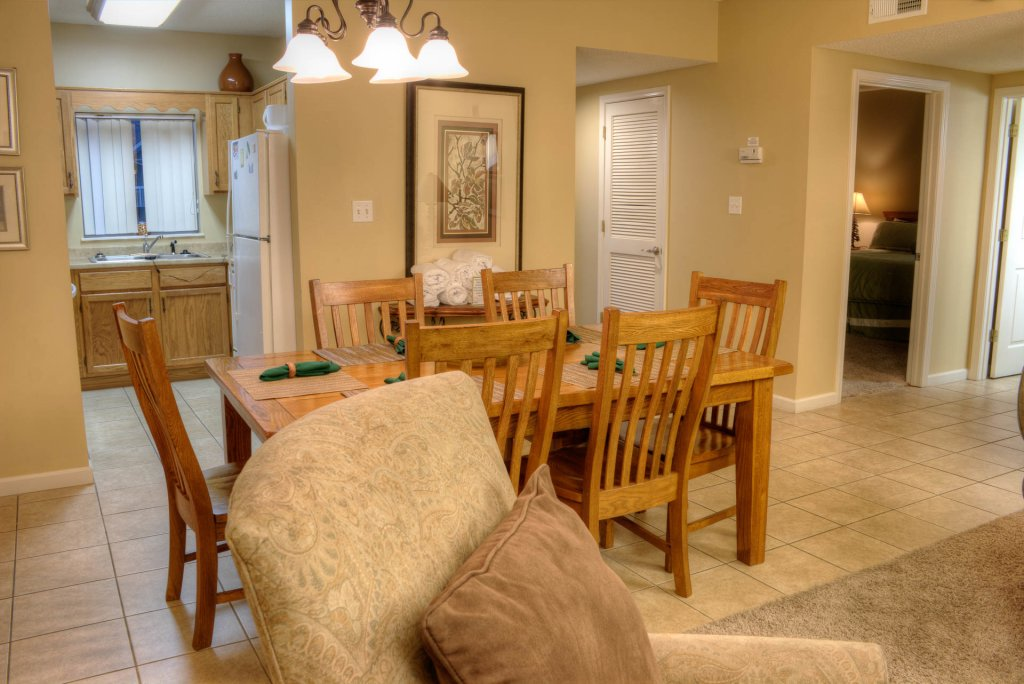 Photo of a Pigeon Forge Condo named Whispering Pines 343 - This is the second photo in the set.