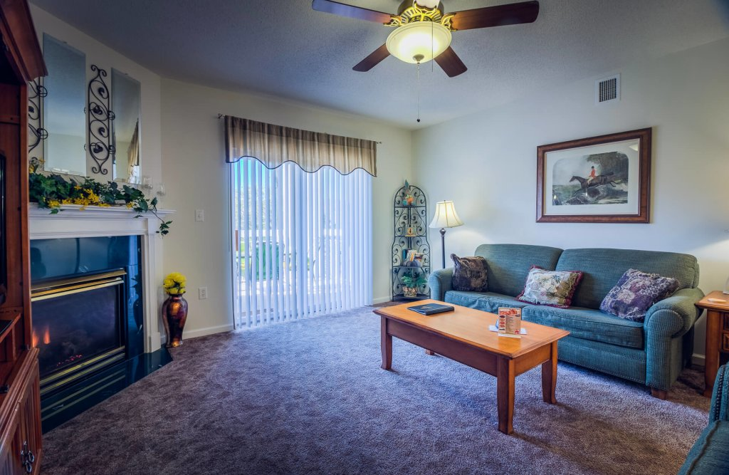 Photo of a Pigeon Forge Condo named Whispering Pines 623 - This is the fourth photo in the set.