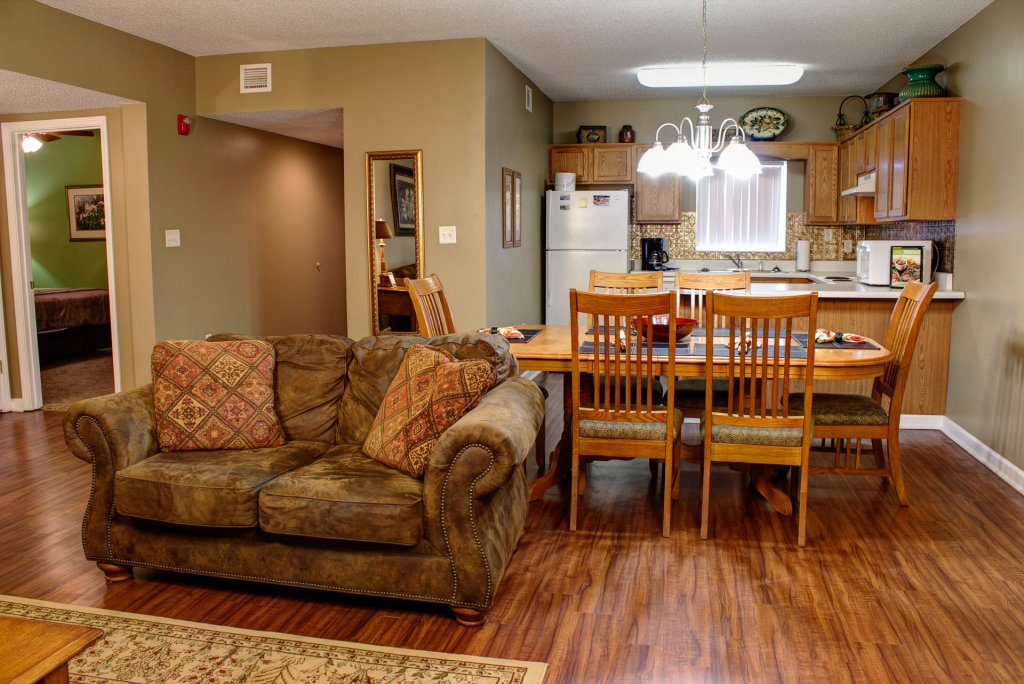 Photo of a Pigeon Forge Condo named Whispering Pines 534 - This is the fourth photo in the set.