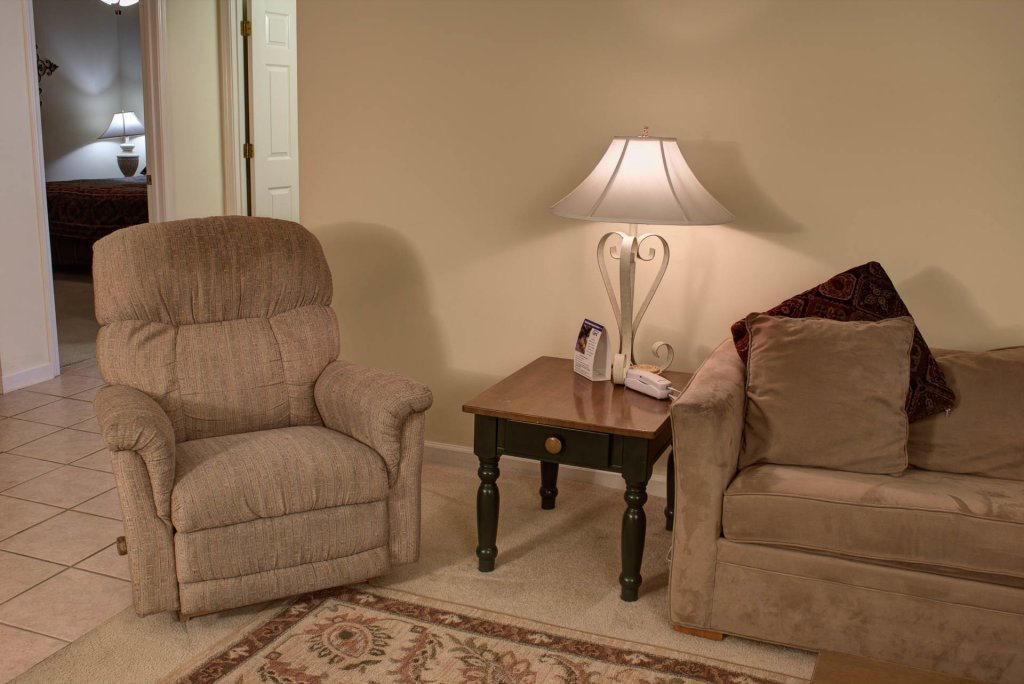 Photo of a Pigeon Forge Condo named Whispering Pines 422 - This is the third photo in the set.