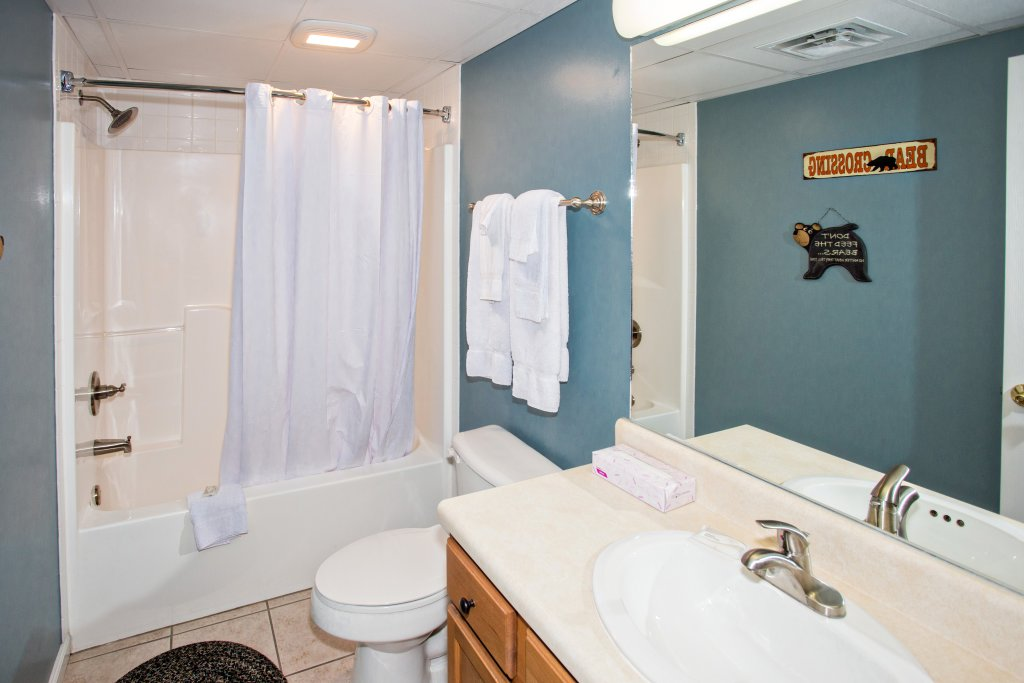 Photo of a Pigeon Forge Condo named Bear Crossing 101 - This is the ninth photo in the set.