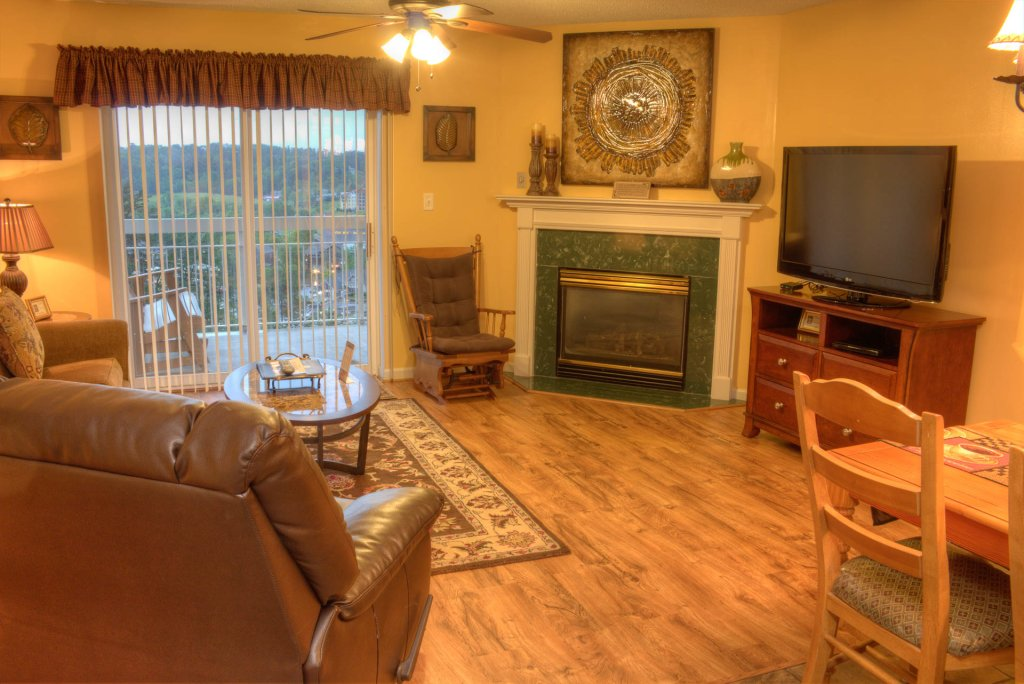 Photo of a Pigeon Forge Condo named Whispering Pines 141 - This is the first photo in the set.