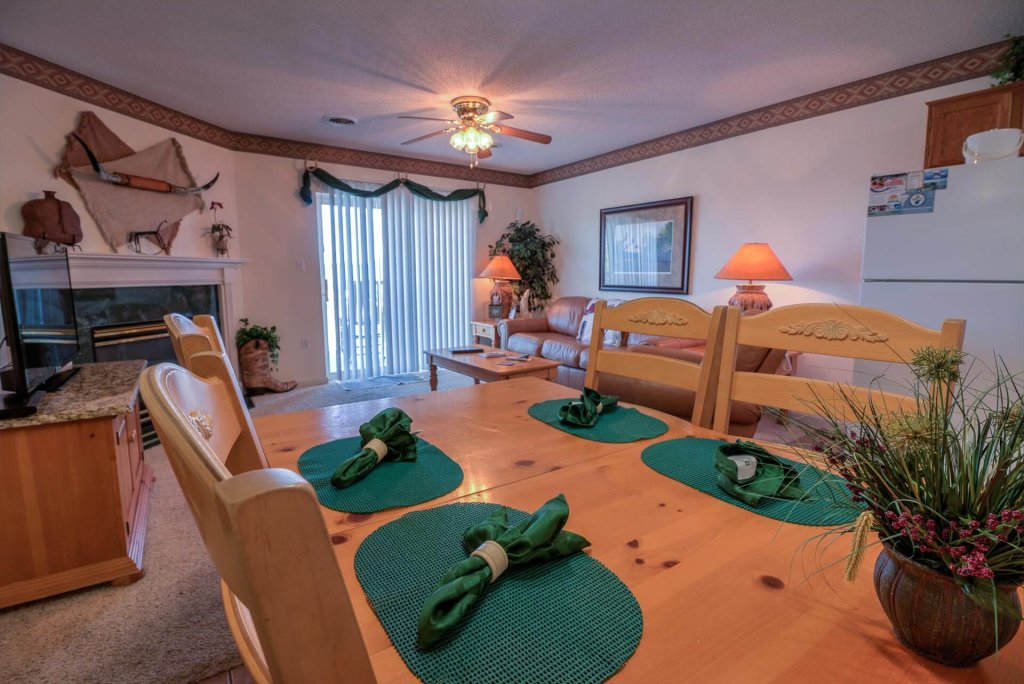 Photo of a Pigeon Forge Condo named Whispering Pines 251 - This is the eighth photo in the set.