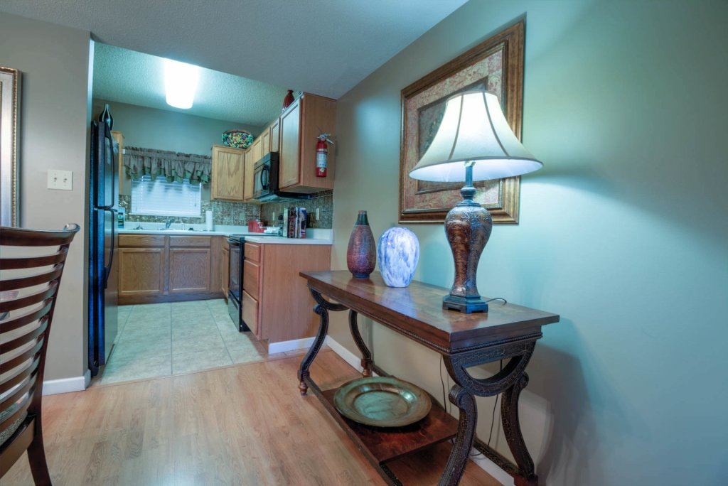Photo of a Pigeon Forge Condo named Cedar Lodge 201 - This is the fourth photo in the set.