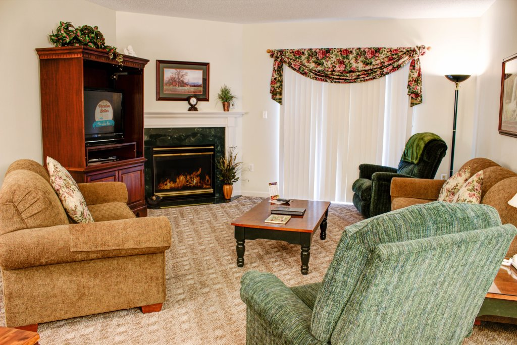 Photo of a Pigeon Forge Condo named Whispering Pines 324 - This is the fifth photo in the set.
