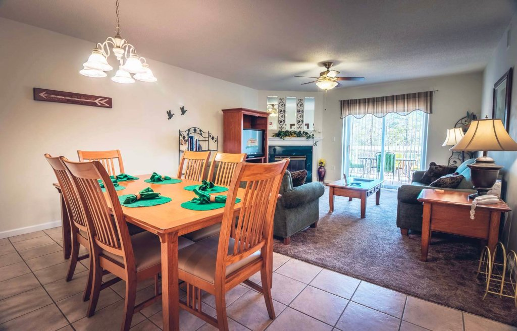 Photo of a Pigeon Forge Condo named Whispering Pines 623 - This is the sixth photo in the set.