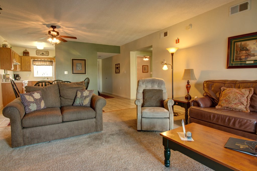 Photo of a Pigeon Forge Condo named Whispering Pines 214 - This is the seventh photo in the set.