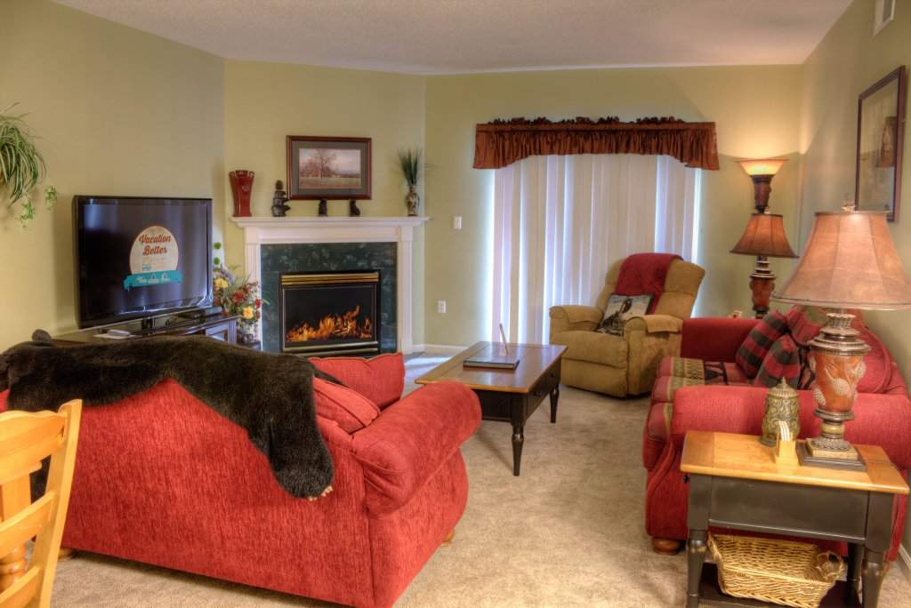 Photo of a Pigeon Forge Condo named Whispering Pines 334 - This is the first photo in the set.