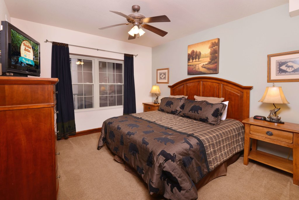 Photo of a Pigeon Forge Condo named 4002 Big Bear Resort - This is the twentieth photo in the set.