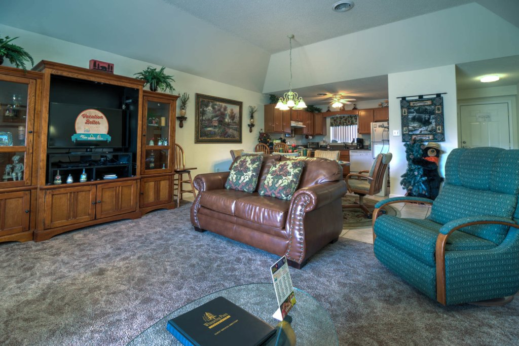 Photo of a Pigeon Forge Condo named Whispering Pines 654 - This is the ninth photo in the set.