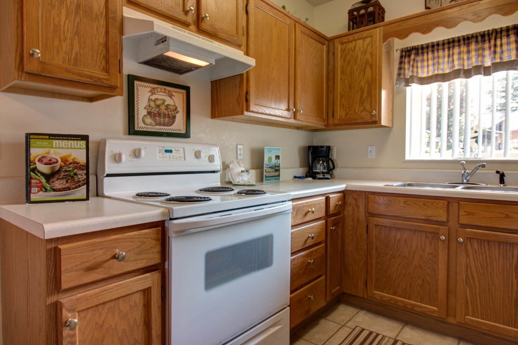 Photo of a Pigeon Forge Condo named Whispering Pines 214 - This is the eighth photo in the set.