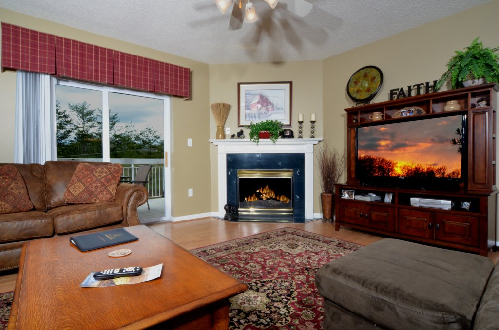 Photo of a Pigeon Forge Condo named Whispering Pines 624 - This is the fourth photo in the set.