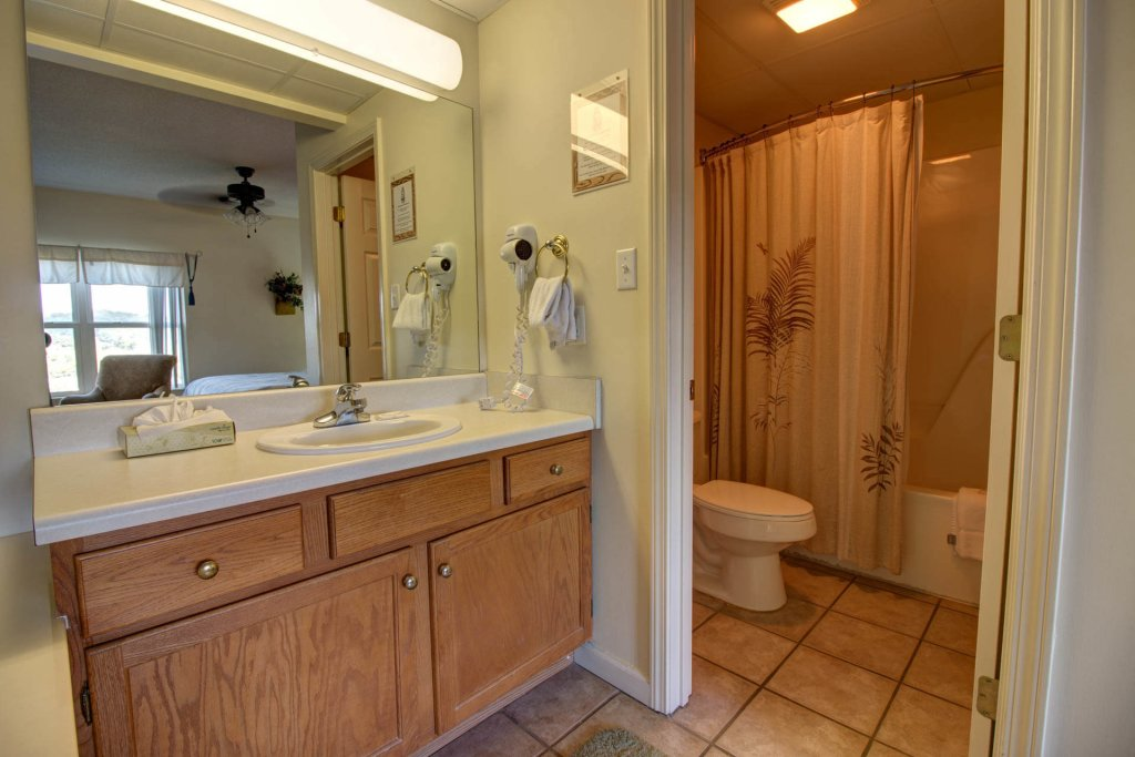 Photo of a Pigeon Forge Condo named Whispering Pines 214 - This is the fifth photo in the set.