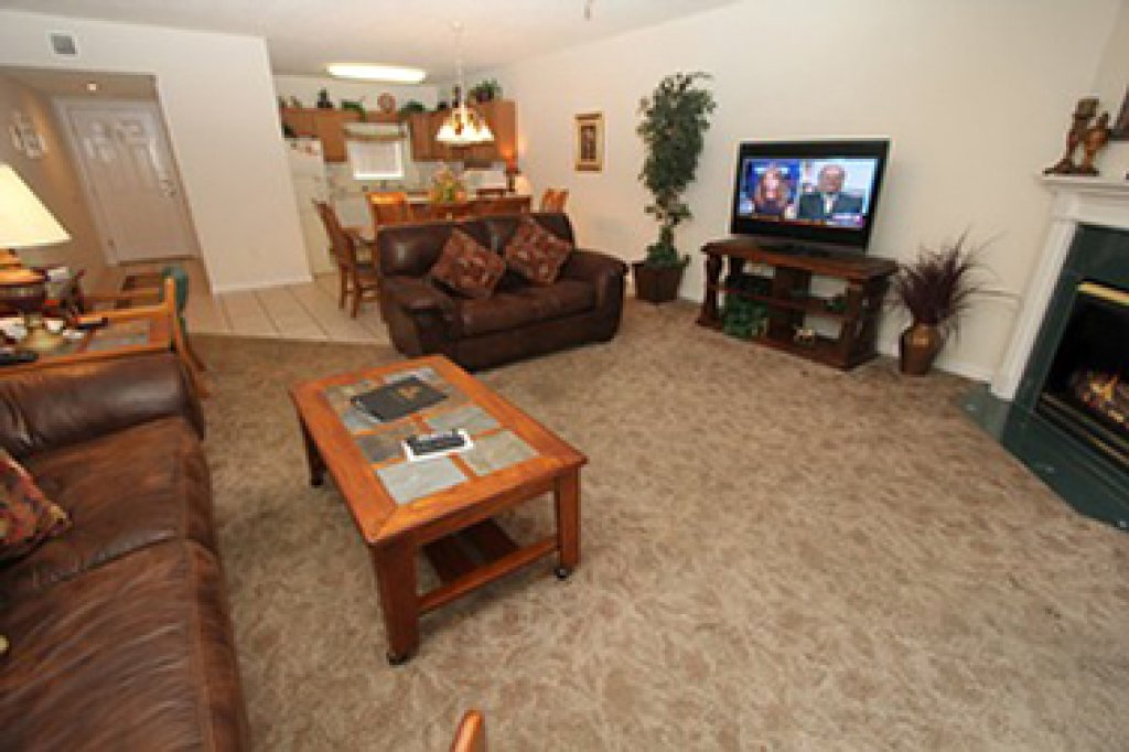 Photo of a Pigeon Forge Condo named Whispering Pines 524 - This is the second photo in the set.