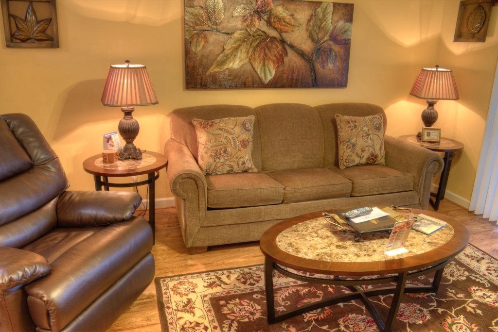Photo of a Pigeon Forge Condo named Whispering Pines 141 - This is the second photo in the set.