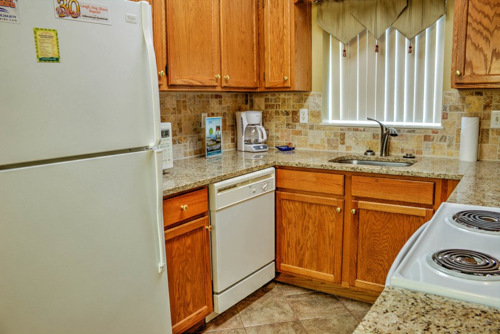 Photo of a Pigeon Forge Condo named Whispering Pines 453 - This is the fourth photo in the set.