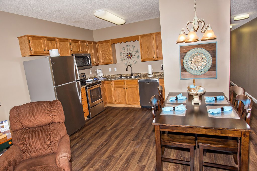 Photo of a Pigeon Forge Condo named Whispering Pines 221 - This is the sixth photo in the set.