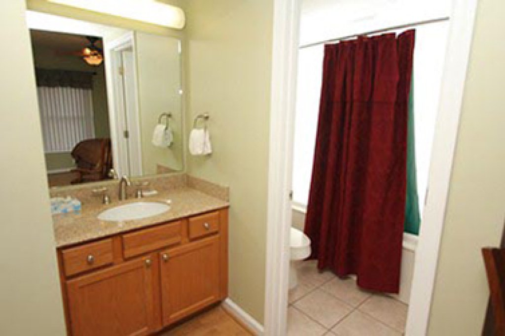 Photo of a Pigeon Forge Condo named Whispering Pines 644 - This is the tenth photo in the set.
