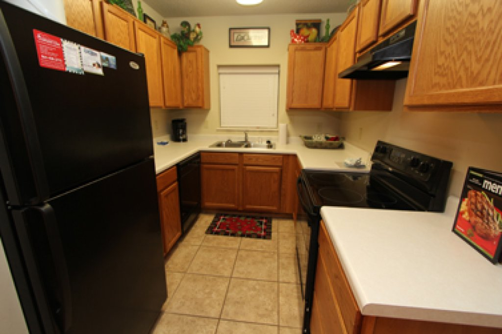 Photo of a Pigeon Forge Condo named Cedar Lodge 601 - This is the fourth photo in the set.
