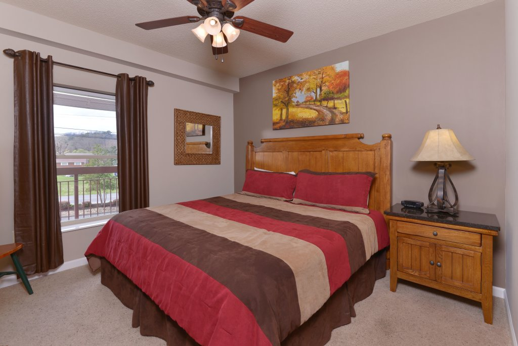 Photo of a Pigeon Forge Condo named Cedar Lodge 105 - This is the tenth photo in the set.