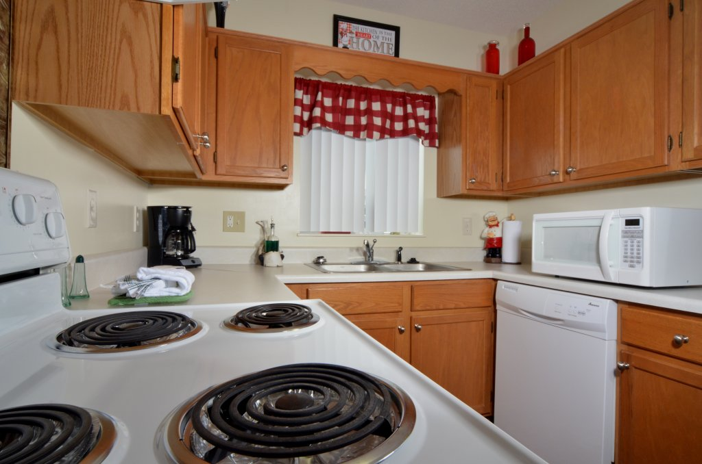 Photo of a Pigeon Forge Condo named Whispering Pines 133 - This is the eighth photo in the set.