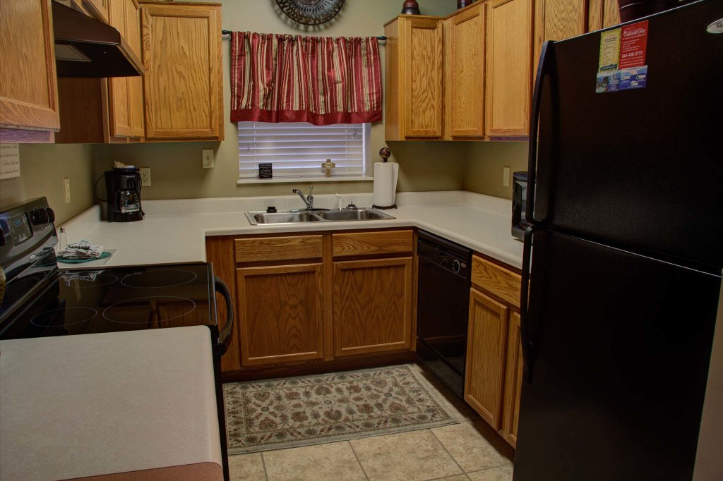 Photo of a Pigeon Forge Condo named Cedar Lodge 505 - This is the seventh photo in the set.