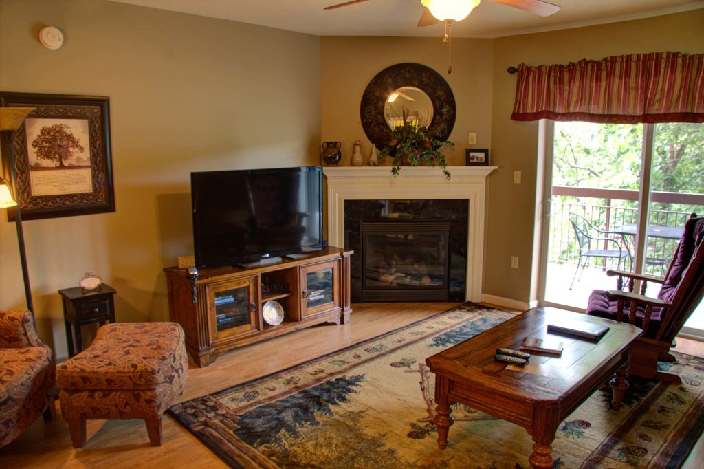 Photo of a Pigeon Forge Condo named Cedar Lodge 505 - This is the fourth photo in the set.