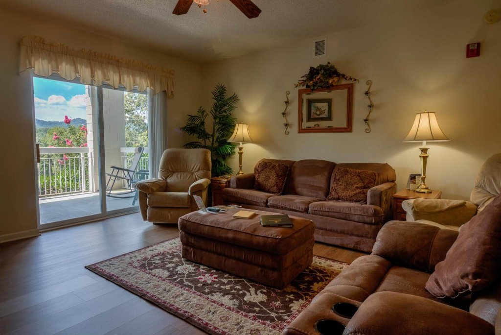 Photo of a Pigeon Forge Condo named Whispering Pines 611 - This is the sixth photo in the set.