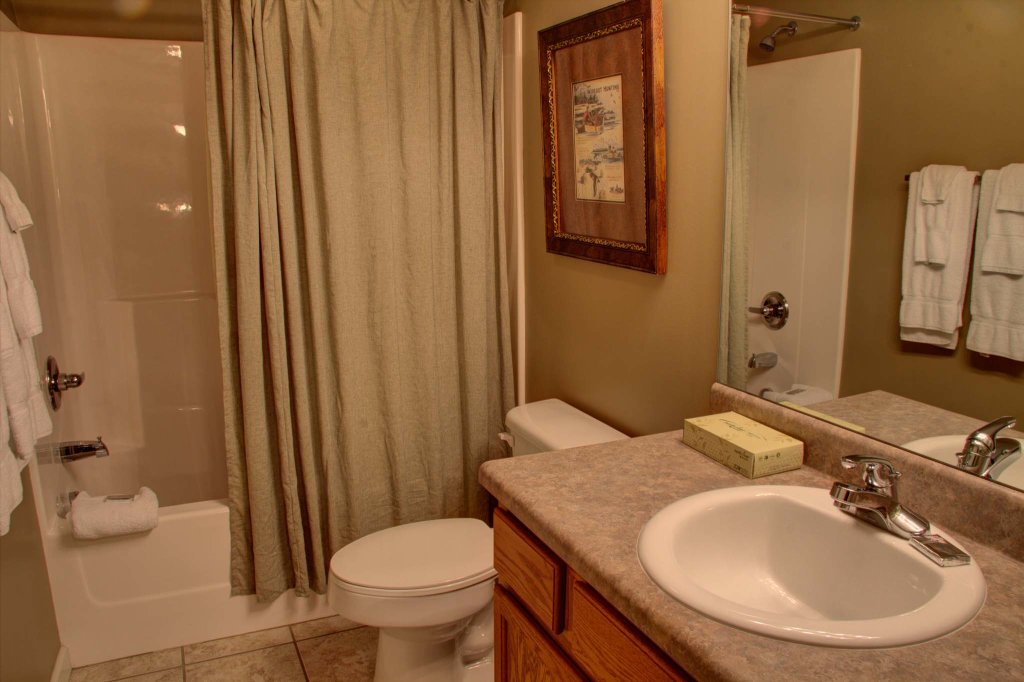 Photo of a Pigeon Forge Condo named Cedar Lodge 505 - This is the eighteenth photo in the set.