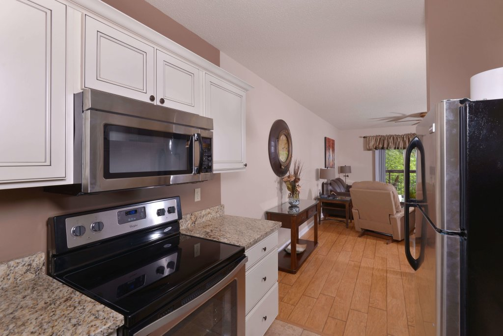 Photo of a Pigeon Forge Condo named Cedar Lodge 504 - This is the fourth photo in the set.