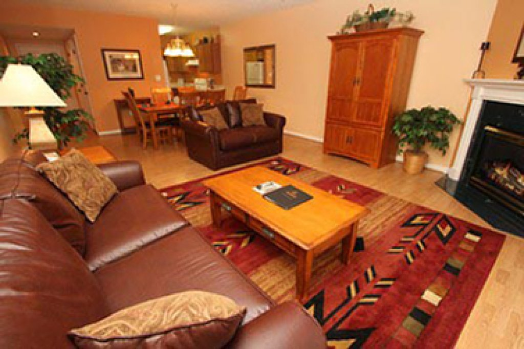 Photo of a Pigeon Forge Condo named Whispering Pines 631 - This is the first photo in the set.