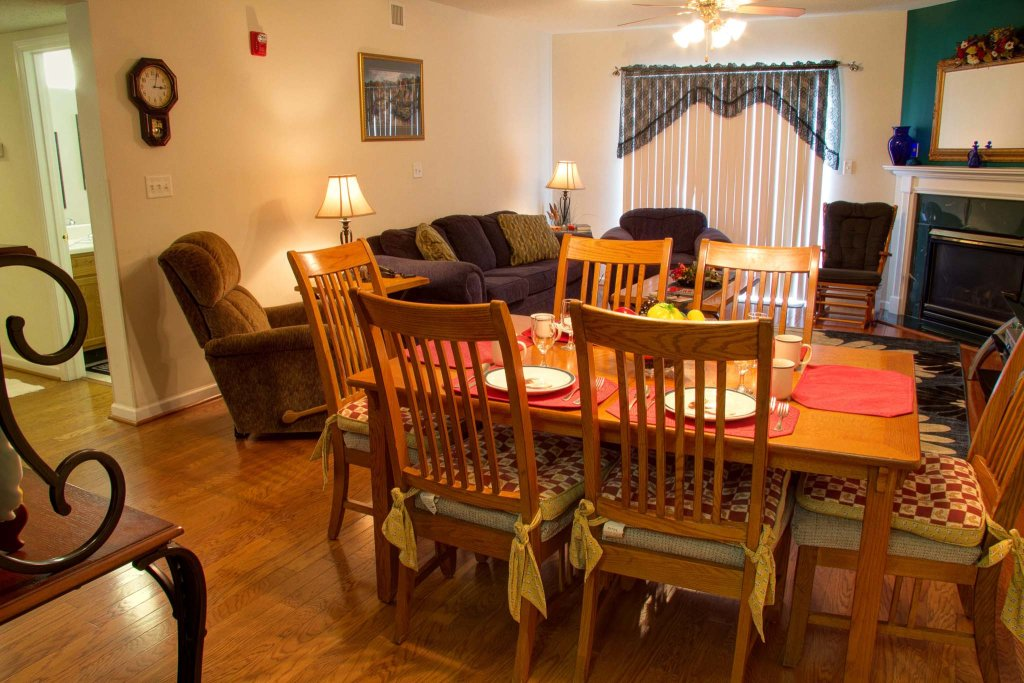 Photo of a Pigeon Forge Condo named Whispering Pines 511 - This is the eighth photo in the set.