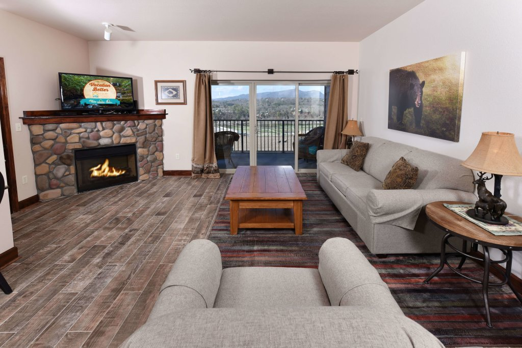 Photo of a Pigeon Forge Condo named 3004 Big Bear Resort - This is the sixth photo in the set.