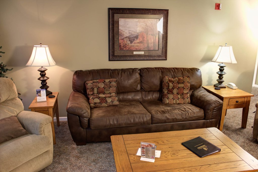 Photo of a Pigeon Forge Condo named Whispering Pines 443 - This is the first photo in the set.